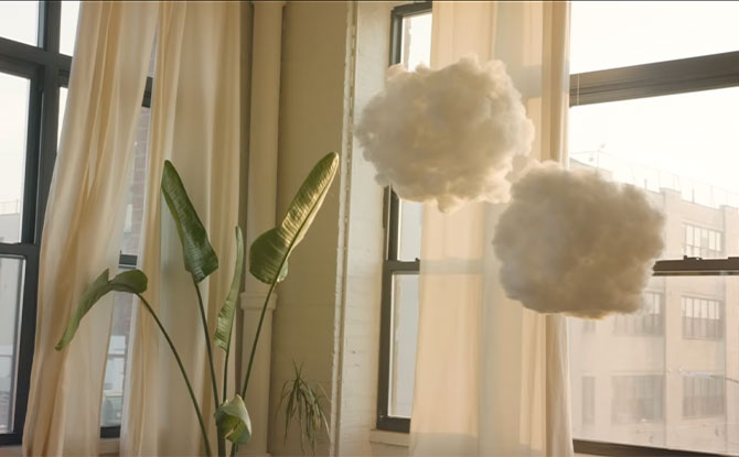 Cloud Lamp
