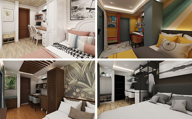 D'Ultimate Xcape's Vacay To The East: 10 Themed Rooms, Art Installations And Activities For All