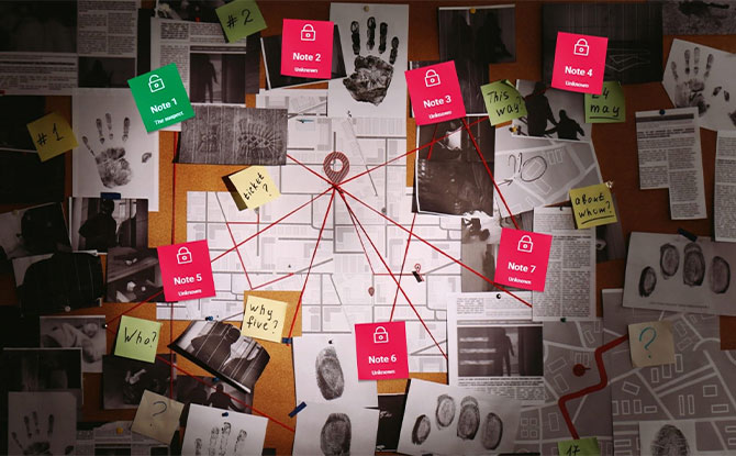 Trapped Virtual Escape Room Review: Solve A Crime Online