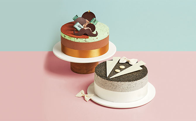 BreadTalk Has Tuxedo Father's Day Cakes For Dapper Dads