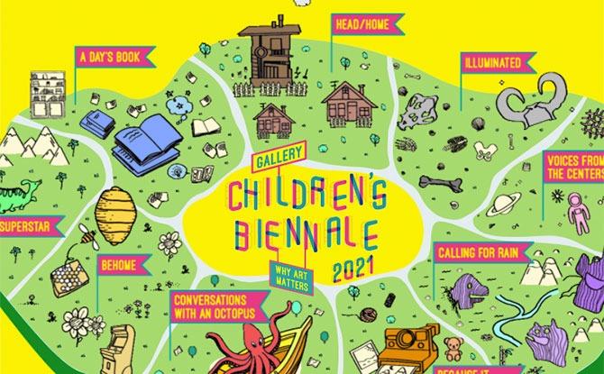 Gallery Children's Biennale 2021: Why Art Matters