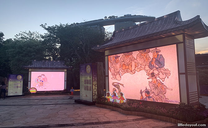 Korean Genre Painting