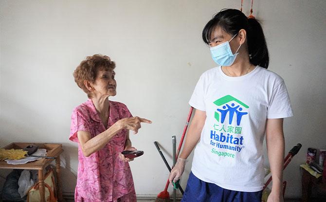 Project HomeWorks by Habitat Singapore