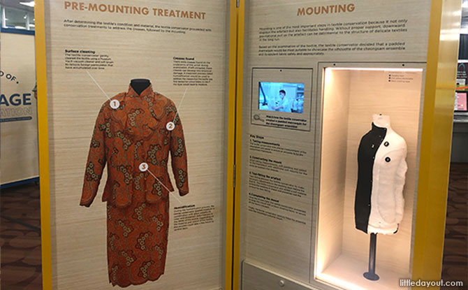 Singapore's National Collection at The World of Heritage Conservation