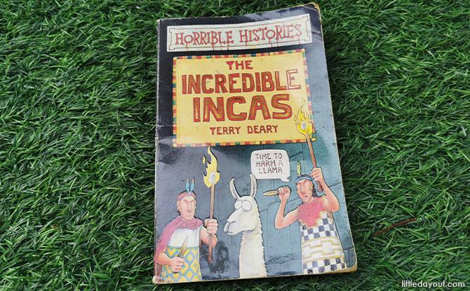 Parent Review: Horrible Histories - The Incredible Incas