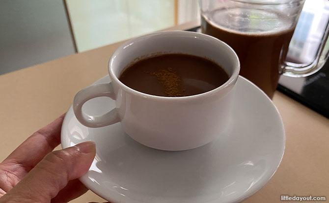 Hot Spiced Chocolate Drink Recipe