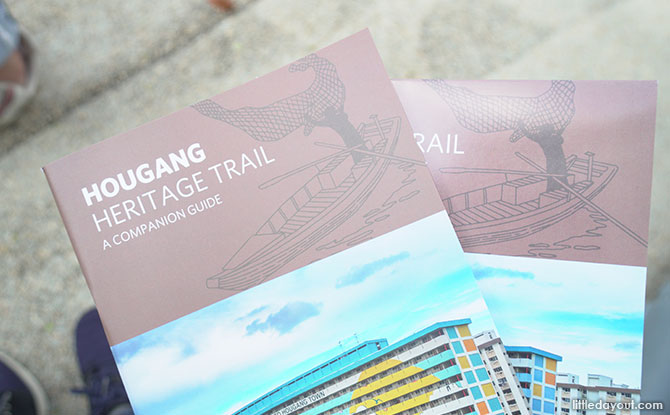 Hougang Heritage Trail's companion guide