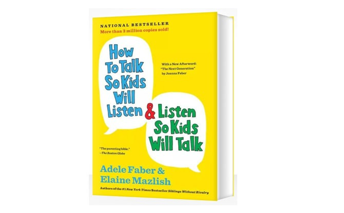 Parent Review: How To Talk So Kids Will Listen, And How To Listen So Kids Will Talk