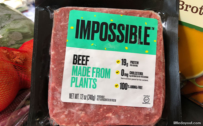 Impossible Foods Release Two Impossible Beef Recipes To Celebrate Local Flavours