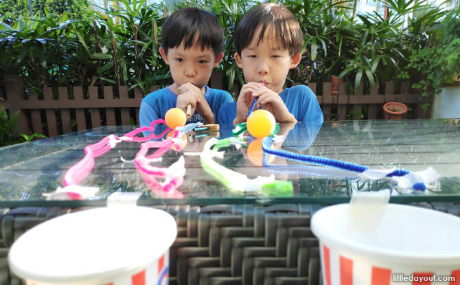 """13 """"A Minute to Win it"""" Challenges For Kids: Party & Indoor Games For Kids For Whether it's Hazy, Rainy Or Germy - Ideas, Activities and Things to Do During the March School Holidays 2020 in Singapore"""
