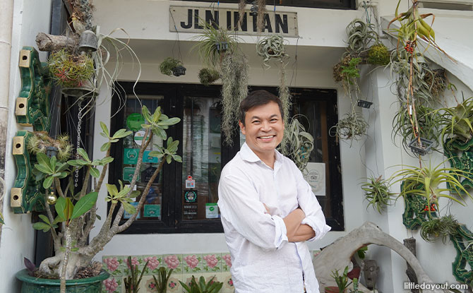 Alvin yap The intan outdoors