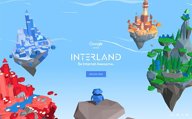 Google Interland: Learn How To Be Internet Awesome Through An Online Adventure
