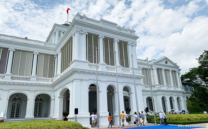Istana Building, Singapore