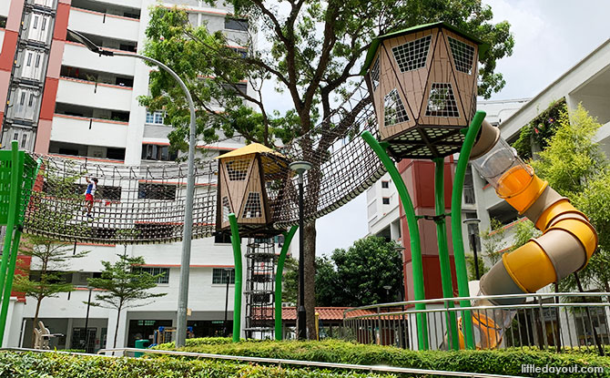 Jurong East Street 24 Playground