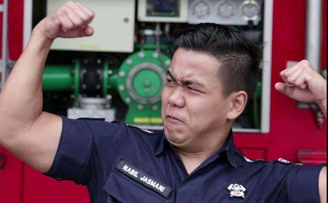 Jurong Island Fire Station Virtual Demo