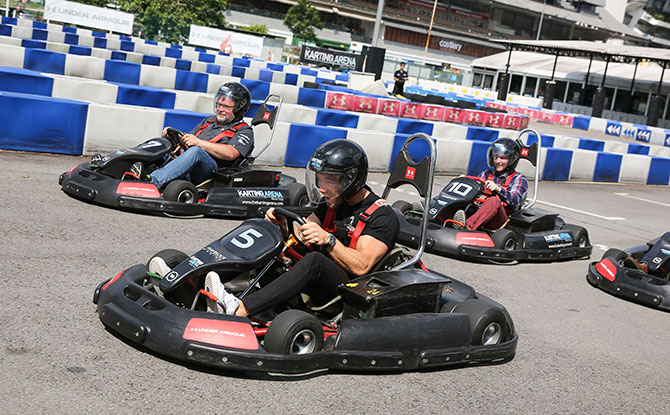 Go-karting In Singapore: Off To The Races