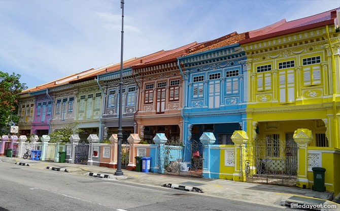 Katong and Joo Chiet Goes Little: Explorations In The East