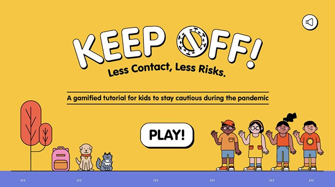Keep Off Online Game