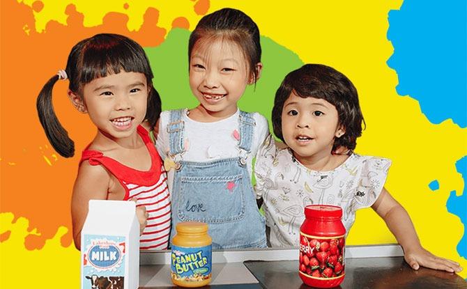 KidsSTOP Academy Activities Week