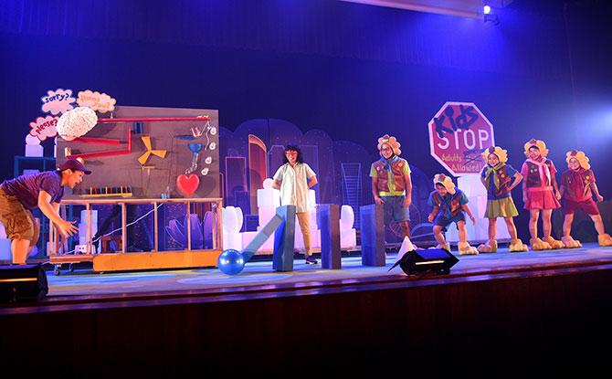 KidsSTOP Musical - KidsSTOP mascots and Kindness Cubbies