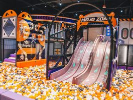 Kiztopia Club Opens At Jurong Point: Outer Space-Themed Indoor Playground