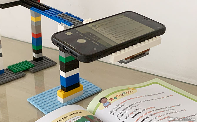 How To Build A LEGO Visualiser