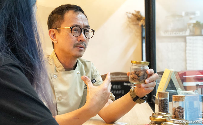 Ronald Ng, Lemuel Chocolate's Founder