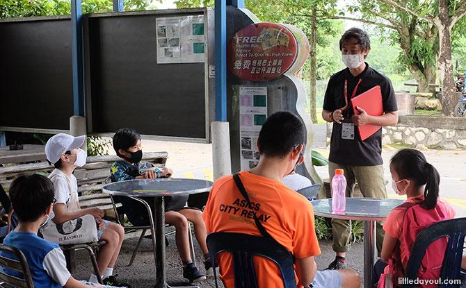 Qian Hu Fish Farm: Countryside Classroom
