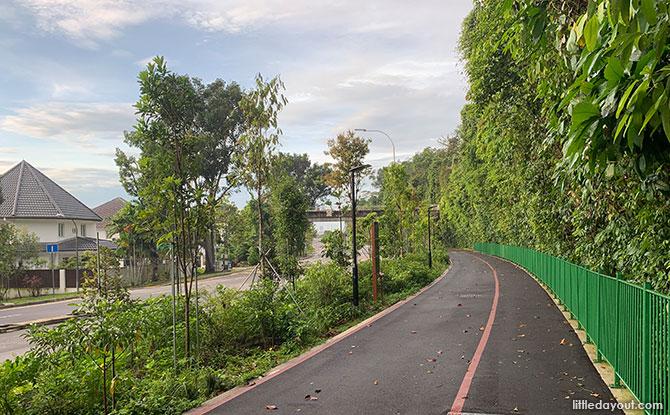 Lornie Nature Corridor Walk