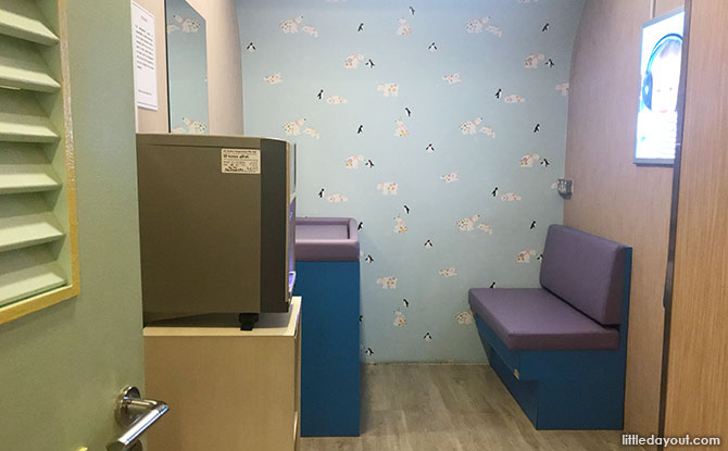 Marina Square Nursing Room