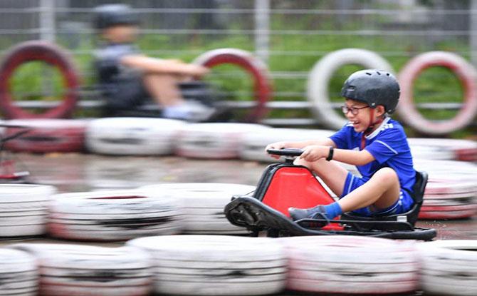 Maximum Drift