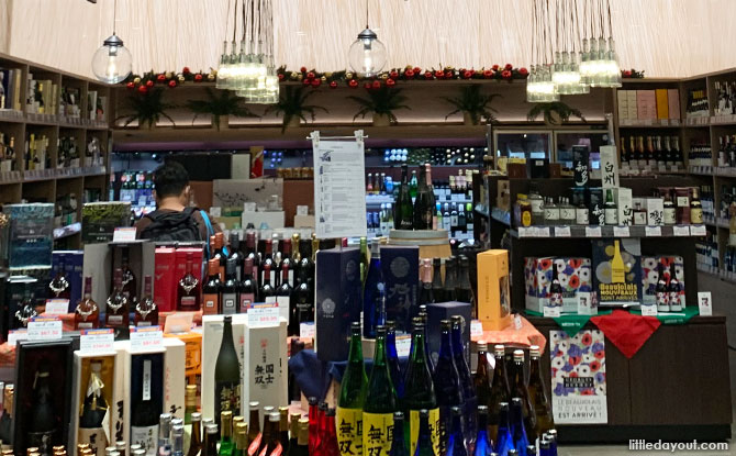 Wine & Liquor Shop