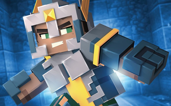 Minecraft Dungeons Arcade Debuting At Timezone VivoCity