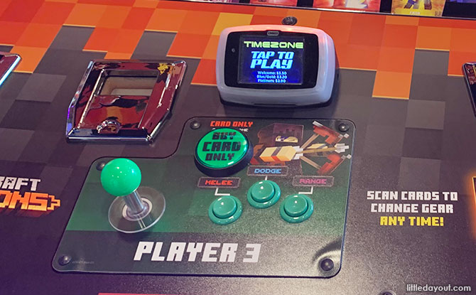 Multi-player Dungeon Crawler in a Cabinet