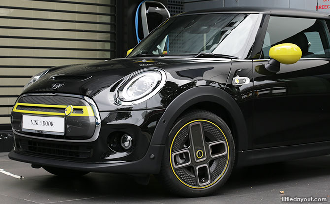 MINI Electric: The First Solely Electrically Powered MINI