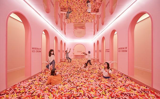 The Museum of Ice Cream Singapore