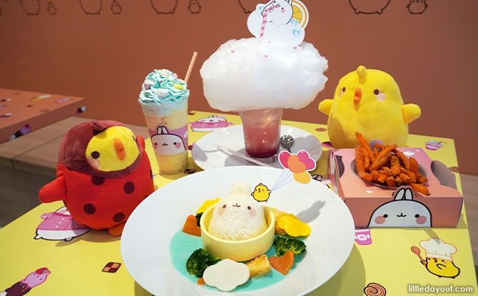 Molang x Kumoya Pop-Up