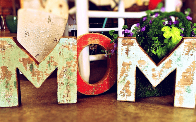 Crafts for Mom