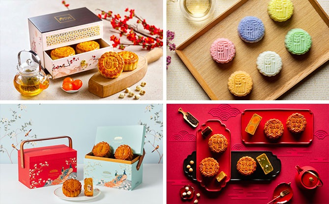 Where To Buy Mooncakes In Singapore 2021