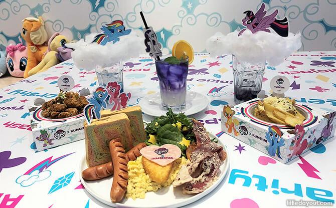 My Little Pony Café x Kumoya Pop-Up, Singapore