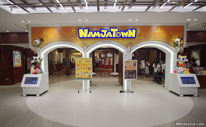 Things To Know About Namja Town Japan