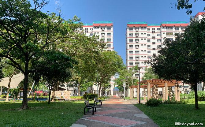 Nautical Park: Pasir Ris Neighbourhood Park