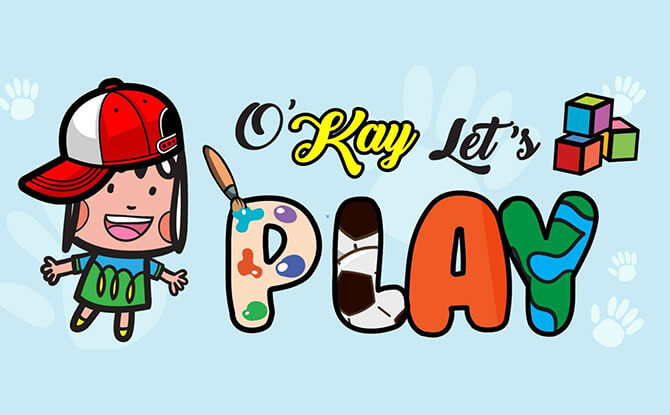 """Engage Kids With Ideas From The Community-Sourced """"O'Kay Let's Play"""" Initiative"""