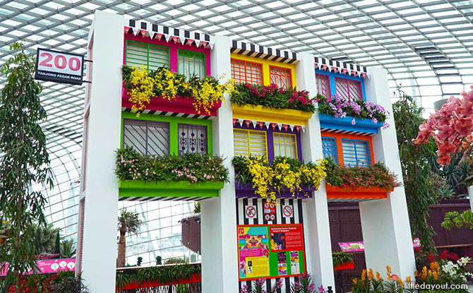 Singapore Housing Block