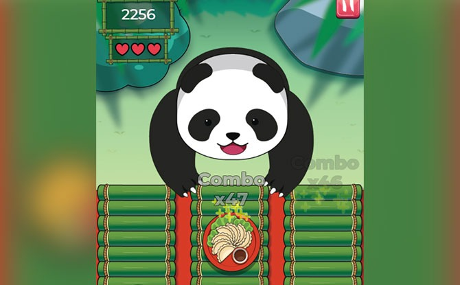 Feeding Panda: A Cute Online Game Dedicated To The Birth Of The New Panda
