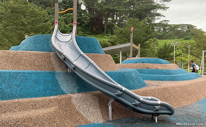 Playground at Pavilion Park