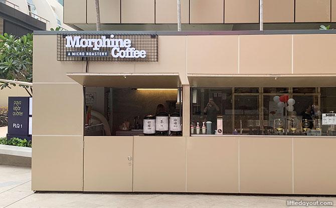 Morphine Coffee, PLQ