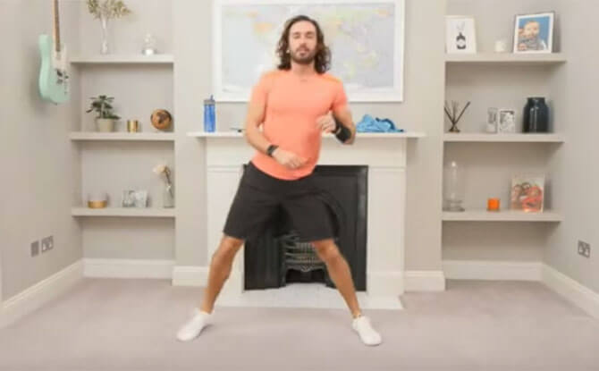 P.E. With Joe: Daily Home Workouts For Kids