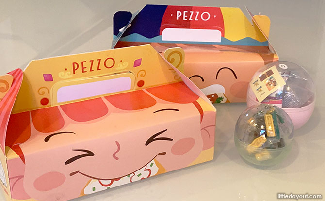 Pezzo Pizza Launches Its First-Ever Fun Box Kids Meal