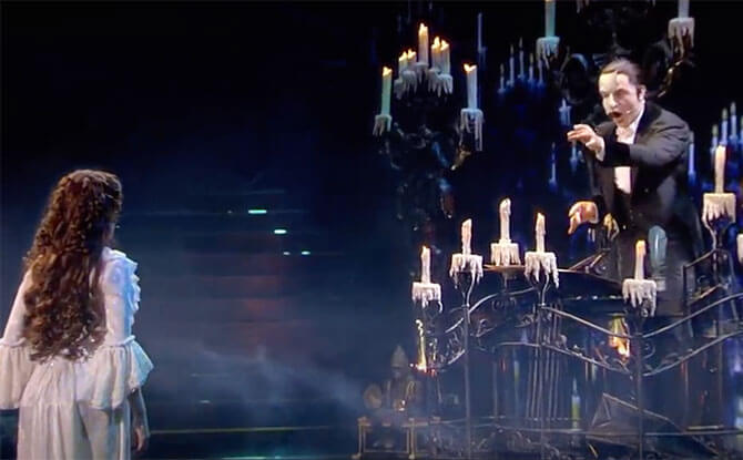 How To Watch Andrew Lloyd Webber's The Phantom Of The Opera Streaming For Free This Weekend